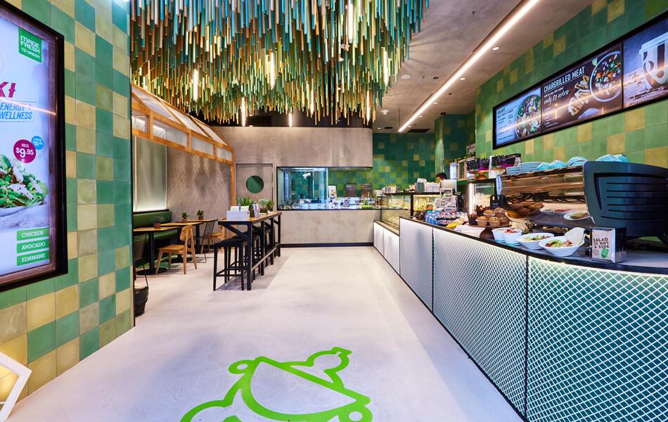 Sumo-Salad store design 2