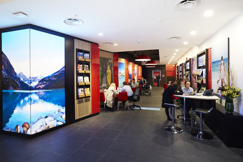 flight center store design 3
