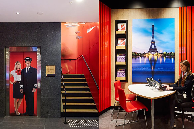 flight centre store design 2