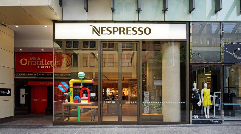 nespresso store design 1