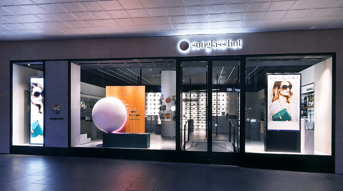sunglass shop design 1