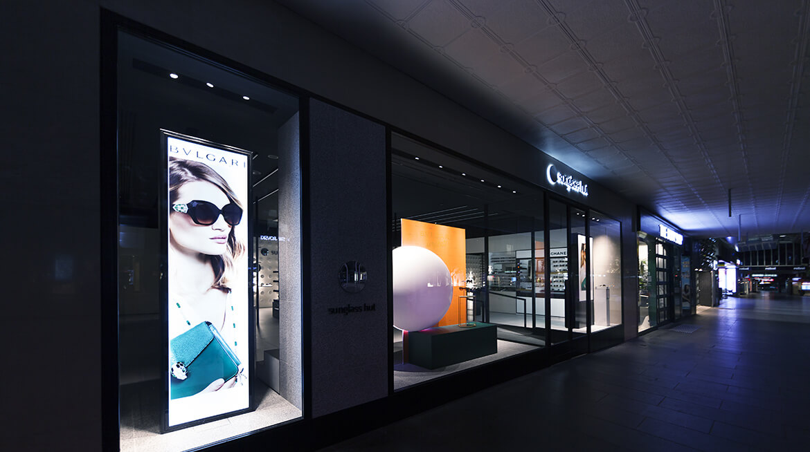 sunglass shop design 3