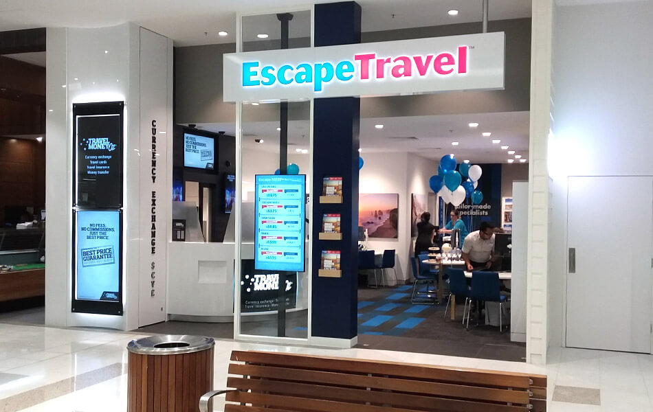 escapetravel store design 6