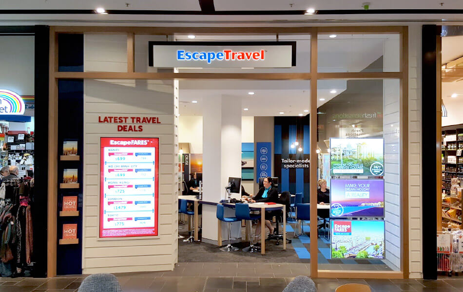escapetravel store design 7