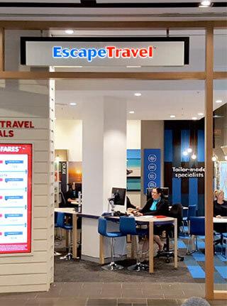 Escape-Travel project