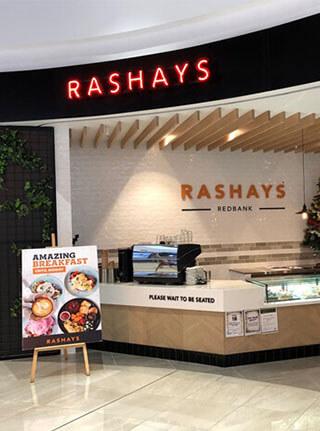 Rashays project