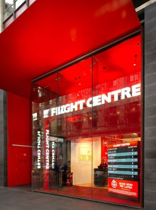 Flight Center project