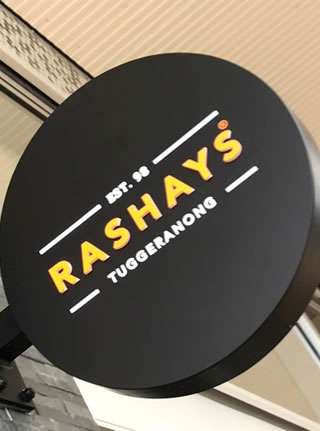 Rashays project